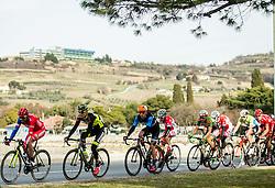 RABOTTINI Matteo (ITA) of Meridiana Kamen Team, BORSO Andrea(ITA) of Adria  Mobil during the UCI Class 1.2 professional race 4th Grand Prix Izola, on February 26, 2017 in Izola / Isola, Slovenia. Photo by Vid Ponikvar / Sportida
