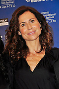13.SEPT.2010. TORONTO<br /> <br /> MINNIE DRIVER ATTENDS THE PRESS CONFRENCE OF NEW FILM CONVICTION AT THE 35TH TORONTO FILM FESTIVAL IN TORONTO.<br /> <br /> BYLINE: EDBIMAGEARCHIVE.COM<br /> <br /> *THIS IMAGE IS STRICTLY FOR UK NEWSPAPERS AND MAGAZINES ONLY*<br /> *FOR WORLD WIDE SALES AND WEB USE PLEASE CONTACT EDBIMAGEARCHIVE - 0208 954 5968*
