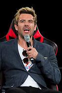 Matt Ryan at The Supernova Comic Con in The Sydney Showground, Sydney, Australia.