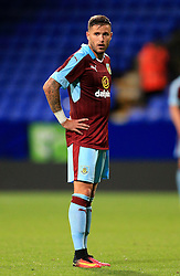 Michael Kightly of Burnley - Mandatory by-line: Matt McNulty/JMP - 26/07/2016 - FOOTBALL - Macron Stadium - Bolton, England - Bolton Wanderers v Burnley - Pre-season friendly