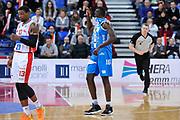DESCRIZIONE : Campionato 2014/15 Victoria Libertas Consultinvest Pesaro - Dinamo Banco di Sardegna Sassari<br /> GIOCATORE : Cheikh Mbodj<br /> CATEGORIA : Ritratto Delusione<br /> SQUADRA : Dinamo Banco di Sardegna Sassari<br /> EVENTO : LegaBasket Serie A Beko 2014/2015<br /> GARA : Victoria Libertas Consultinvest Pesaro - Dinamo Banco di Sardegna Sassari<br /> DATA : 09/03/2015<br /> SPORT : Pallacanestro <br /> AUTORE : Agenzia Ciamillo-Castoria/L.Canu<br /> Predefinita :