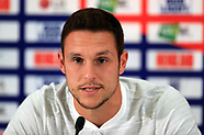 England Training and Media Day - 05 Sept 2018