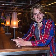 NLD/Amsterdam/20130918 - Reünie NCRV jeugdserie Spangas, Erik van Heijningen