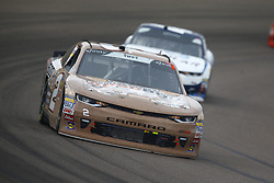 March 10, 2018 - Avondale, Arizona, United States of America - March 10, 2018 - Avondale, Arizona, USA: Matt Tifft (2) brings his car through the turns during the DC Solar 200 at ISM Raceway in Avondale, Arizona. (Credit Image: © Chris Owens Asp Inc/ASP via ZUMA Wire)