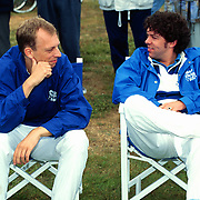 Sterrenslag 1996 op Texel, Sjors Frohlich en Peter Plaisier