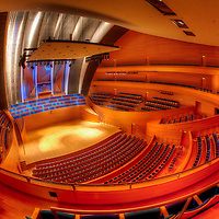 Interior Photography at Kauffman Center