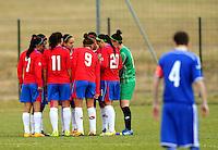 Fifa Womans World Cup Canada 2015 - Preview //<br /> Istria Cup 2015 Tournament ( Stella Maris Stadium , Umag - Croatia ) - <br /> Costarica vs Bosnia & Herzegovina 1-0  , <br /> Costarica Team Group , Players talk prior the Match