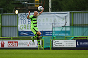David Pipe during the Glos Senior Cup Final match between Forest Green Rovers and Bishops Cleeve at the New Lawn, Forest Green, United Kingdom on 2 May 2016. Photo by Shane Healey.