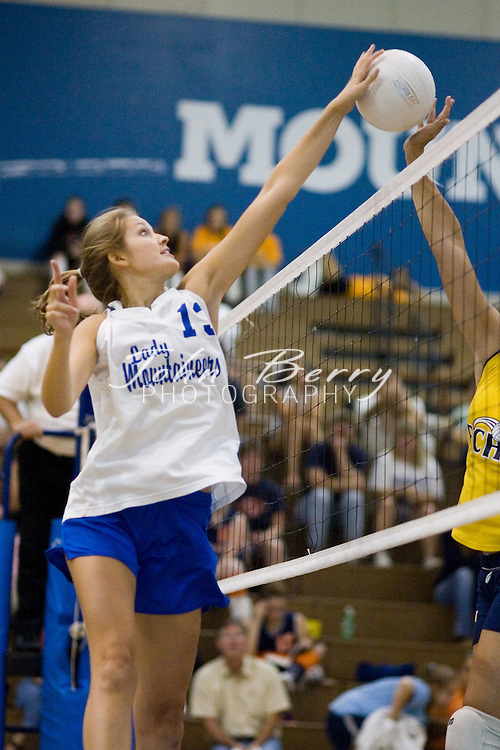 Mountaineer Classic Volleyball Tournament..Madison (1) vs Fluvanna (2)