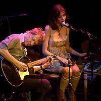 Nels Cline and Charlotte Kemp Muhl