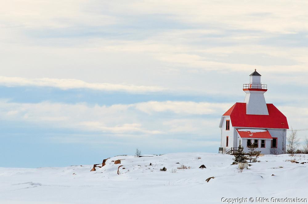 Lighthouse on Gerogian Bay (Lake Huron)<br /> <br /> Snug Harbour<br /> Canada