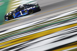 July 13, 2018 - Sparta, Kentucky, United States of America - Jamie McMurray (1) brings his race car down the front stretch during practice for the Quaker State 400 at Kentucky Speedway in Sparta, Kentucky. (Credit Image: © Chris Owens Asp Inc/ASP via ZUMA Wire)