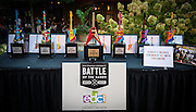 The BOTB '13 Trophies