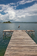 flores, lake peten itza