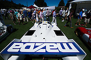 August 14-16, 2012 - Pebble Beach / Monterey Car Week. 1985 Mazda 757 Le Mans long tail