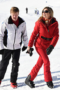 Fotosessie met de koninklijke familie in Lech /// Photoshoot with the Dutch royal family in Lech .<br /> <br /> Op de foto/ On the photo: Koningin Maxima en Koning Willem Alexander ///// Queen Maxima and King Willem Alexander