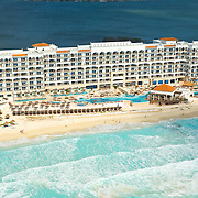 Royal hotel Cancun-Real Resorts. Cancun, Quintana Roo. Mexico.