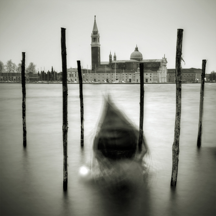 A view across towards San Giorgio Maggiore From San Marco, Venice