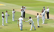 Cricket - South Africa v India 2nd Test DBN Day 3