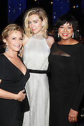 Gabrielle Carteris, President, SAG-AFTRA, guest and President, AMPAAS, Cheryl Boone Isaacs