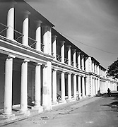 Barracks in Fort St. George, Chennai. ?<br />