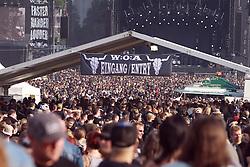 05.08.2011, Wacken, GER, W:O:A Wacken Open Air 2011, im Bild 75.000 Festivalbesucher sorgen fuer ein ausverkauftes Haus, EXPA Pictures © 2011, PhotoCredit: EXPA/ nph/  Kohring       ****** out of GER / CRO  / BEL ******