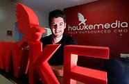 Erik Huberman of CEO Hawke Media.