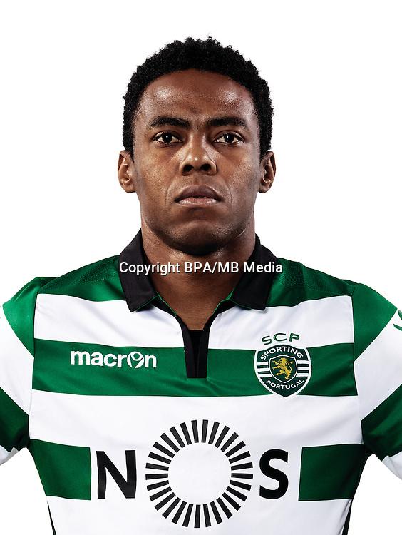 Portugal - Primera Liga NOS 2016-2017 /  <br /> ( Sporting Lisboa ) - <br /> Elias Mendes Trindade &quot; Elias &quot;