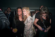 OLLIE LOCKE, CHESKA HULL, ' We think you rock' Bjorn Borg launch. Battersea Power station. London. 16 February 2012.