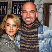 Premiere Grimm, Eva Duivesteijn en Cees Geel