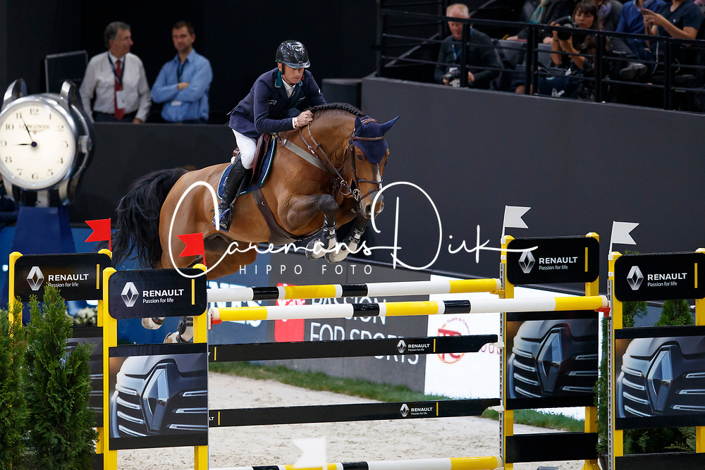 Lynch Denis, IRL, All Star<br /> LONGINES FEI World Cup™ Finals Paris 2018<br /> © Hippo Foto - Dirk Caremans<br /> 13/04/2018