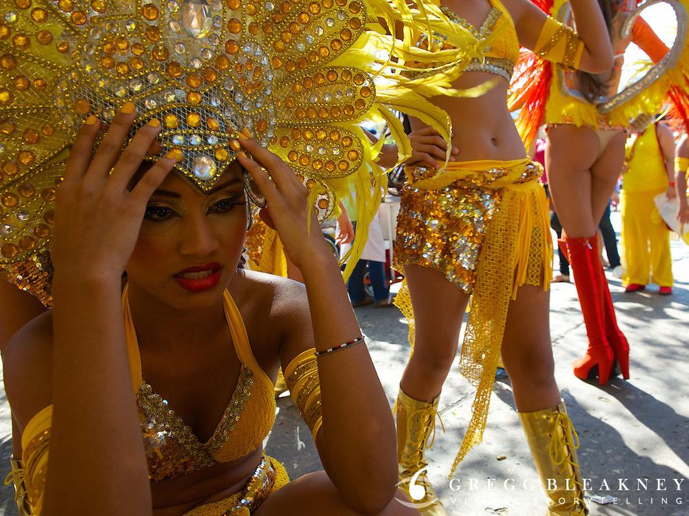 Festival de Joselito Carnaval, The Burial of Joselito Carvajal - Carnival 2013 - Barranquilla, Colombia