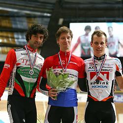 Jenning Huizenga Nederlands Kampioen zonder een finale te rijden. Levi Heijmans meldt zich ziek af. 3e plek Michael Vingerling