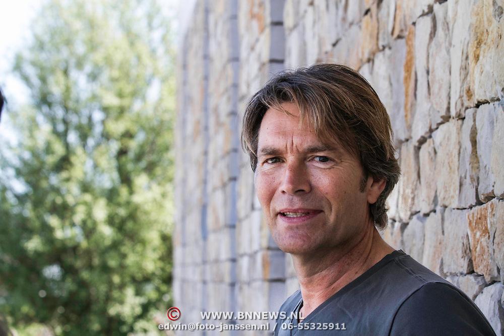NLD/Amsterdam/20140517 - Don golftoernooi 2014, Piet Boon