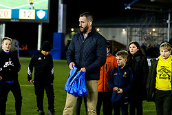 Junior bin it to win it - Mandatory by-line: Robbie Stephenson/JMP - 17/01/2020 - RUGBY - Sixways Stadium - Worcester, England - Worcester Warriors v Castres Olympique - European Rugby Challenge Cup