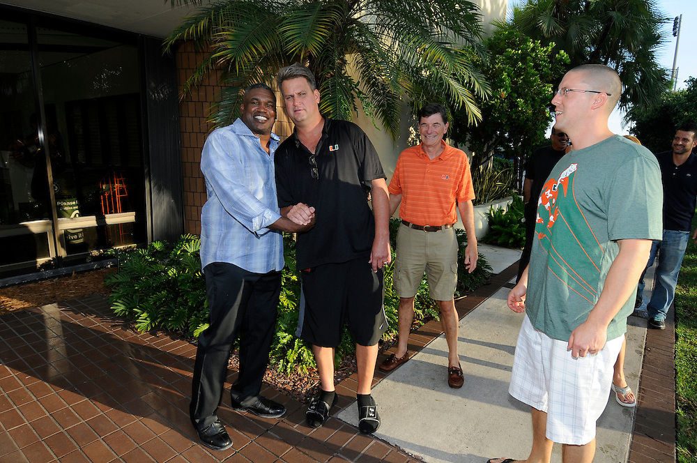 1987 Miami Hurricanes Football National Champions Reunion