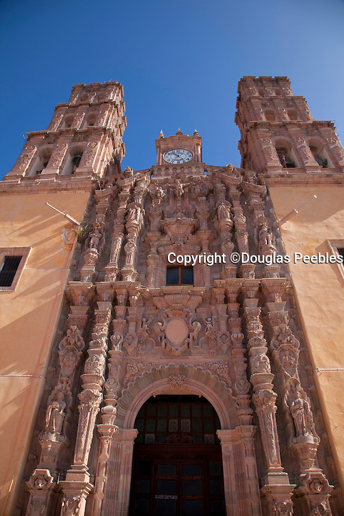 Parish Church, Dolores Hidalgo, Guanajuato, Mexico