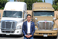 Francisco Franco, founder and president, Franco Trucking Inc..