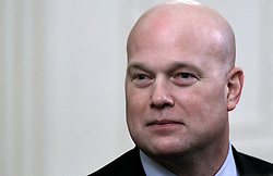 Acting Attorney General Matthew Whitaker attends the Presidential Medal of Freedom ceremony at the White House in Washington, DC, on November 16, 2018.Photo by Olivier Douliery/ABACAPRESS.COM