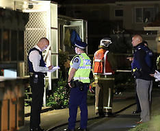 Auckland-Fatal fire in housing unit, Mt Roskill