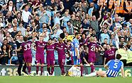 Brighton & Hove Albion v Manchester City 12/08/2017
