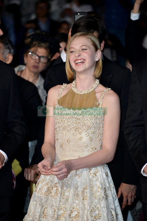 """70th Cannes Film Festival 2017, Red carpet film """"You Were Never Really Here"""". Pictured:"""