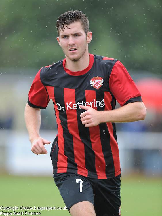 Jonathon Thorpe, Kettering, Kettering Town v Daventry Town Southern League Division One Central, 25th August 2014