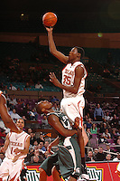 Texas freshman forward Kevin Durant (35), the leading candidate for NCAA Player of the Year.
