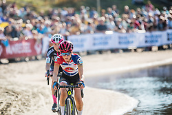 Anna KAY (GBR) during the Women Elite race at the 2018 Telenet Superprestige Cyclo-cross #1 Gieten, UCI Class 1, Gieten, Drenthe, The Netherlands, 14 October 2018. Photo by Pim Nijland / PelotonPhotos.com | All photos usage must carry mandatory copyright credit (Peloton Photos | Pim Nijland)