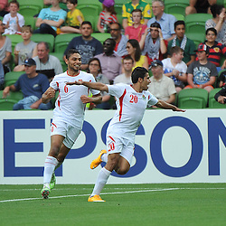 Palestine v Jordan   2015Asian Cup   16 January 2015