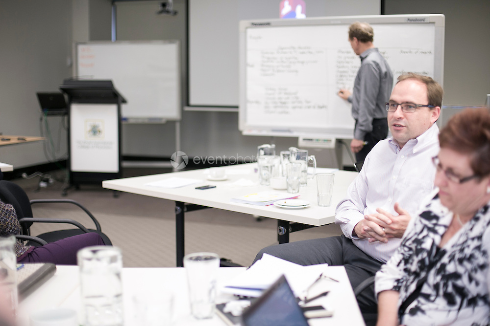 RACP AMD Specialty Societies Strategy Session 2014. Sydney. Photo: Jo Ki/Event Photos Australia