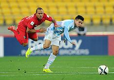 Wellington-Football, Under 20 World Cup, Argentina v Panama