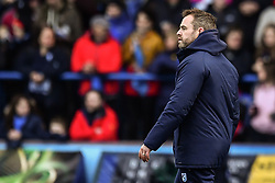 Cardiff Blues' Head Coach Danny Wilson during the pre match warm up - Mandatory by-line: Craig Thomas/Replay images - 31/12/2017 - RUGBY - Cardiff Arms Park - Cardiff , Wales - Blues v Scarlets - Guinness Pro 14