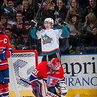 030715 Spokane Chiefs at Kelowna Rockets